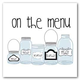 On the Menu Oct 6-10
